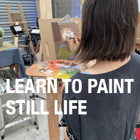 learn to paint still life